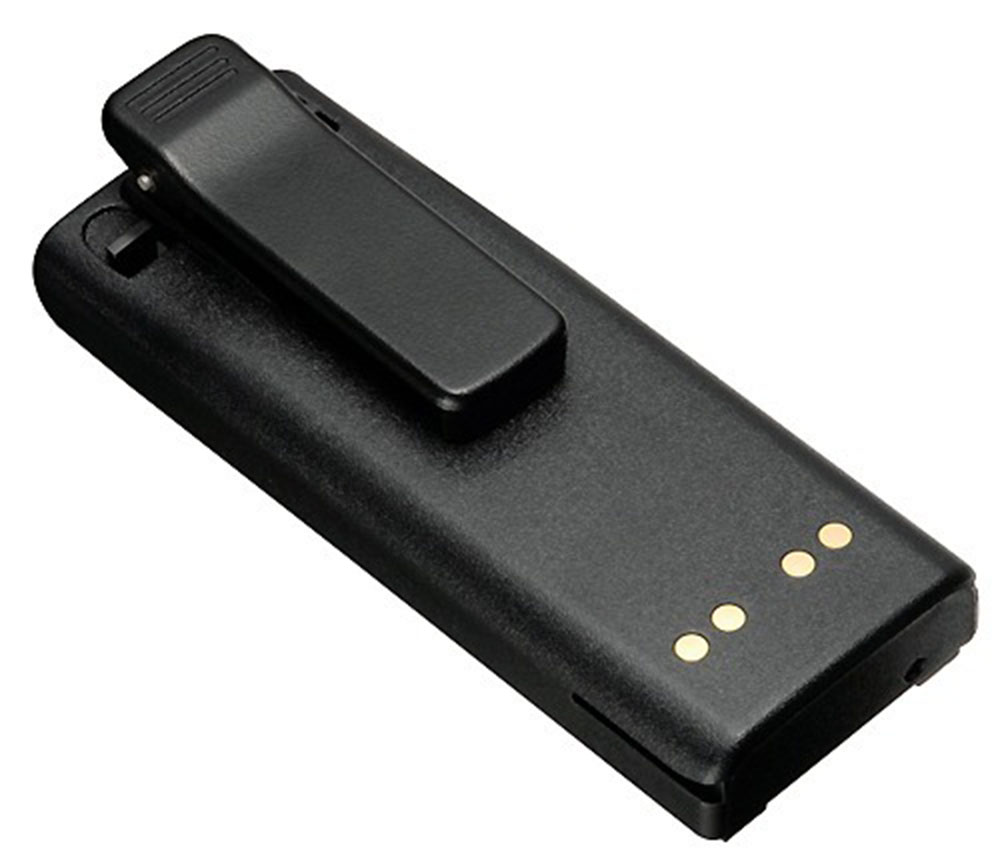ML-NTN7144 Replacement Battery with CLIP for Motorola HT1000 NTN7144