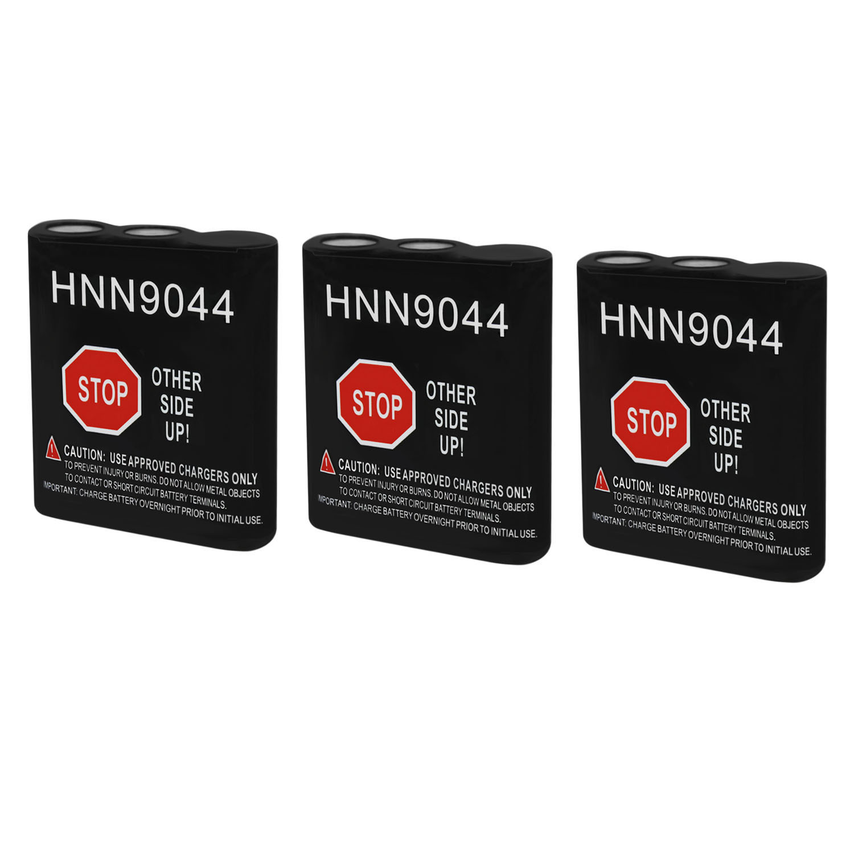 HNN9044 Battery for Motorola PRO1150,SP10,SP21 - 3 Pack