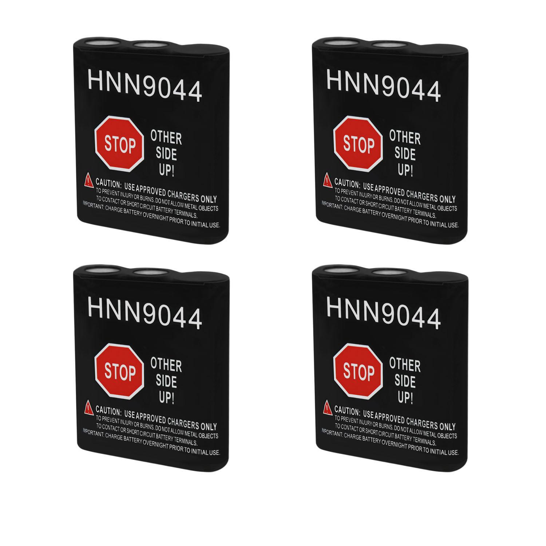 HNN9044 Battery for Motorola PRO1150, SP10, SP21 - 4 Pack
