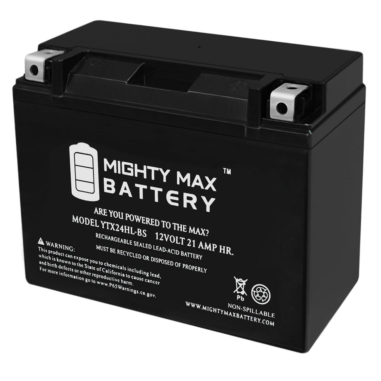 YTX24HL-BS Battery for Harley FLT Tour Glide 1980-1984