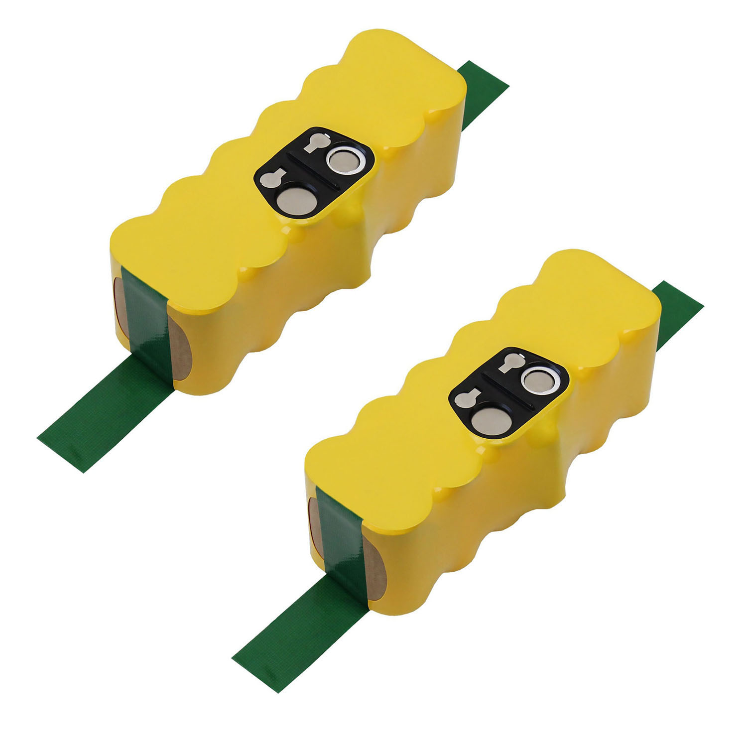 14.4v NICD 2000MAH Replacement for Roomba 500 Series - 2 Pack