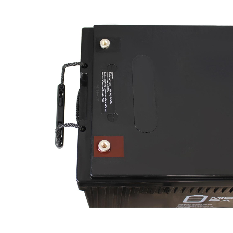 Sealed Lead-Acid Battery - AGM-type, 12V, 250 Amps - 3