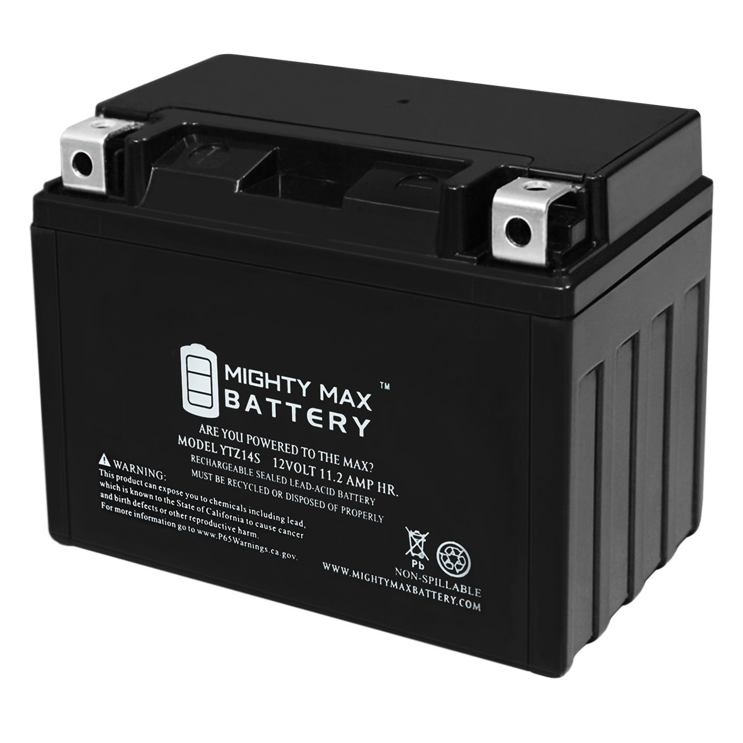 12V 11.2Ah Battery for KTM 950 Superenduro '2009-'2011
