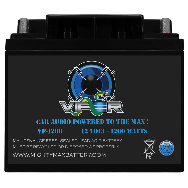 Viper VP-1200 12V 1200 Watt Battery for Cadence Q7000M