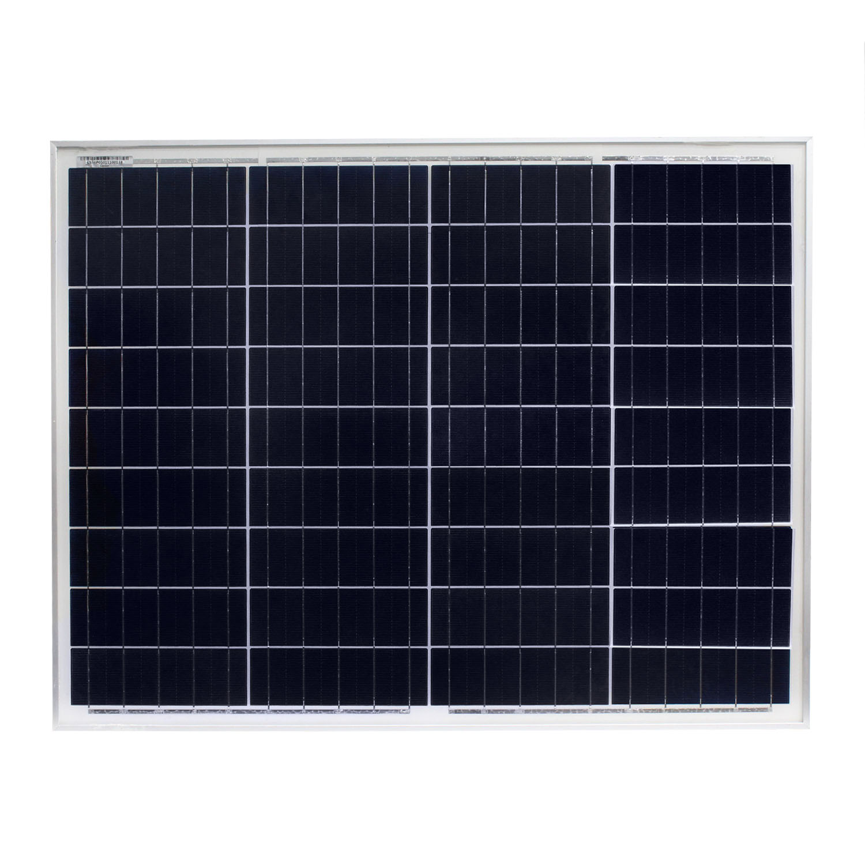 12v 50 Watt Polycrystalline Solar Panel