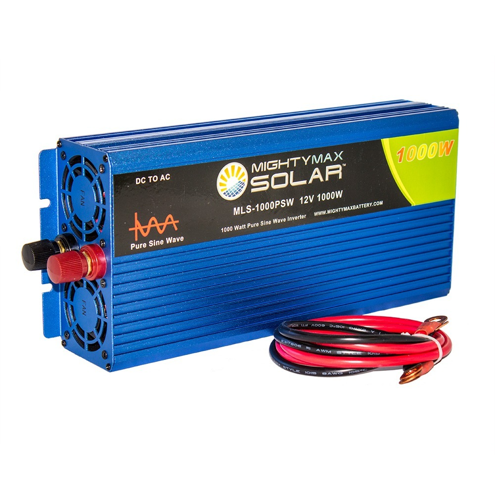 12V 1000 watt pure sine wave inverter for solar application