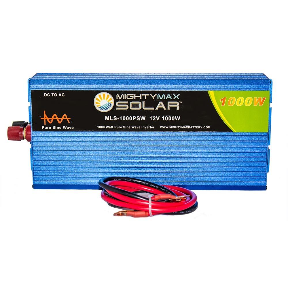12V 1000 watt pure sine wave inverter for solar application - 3