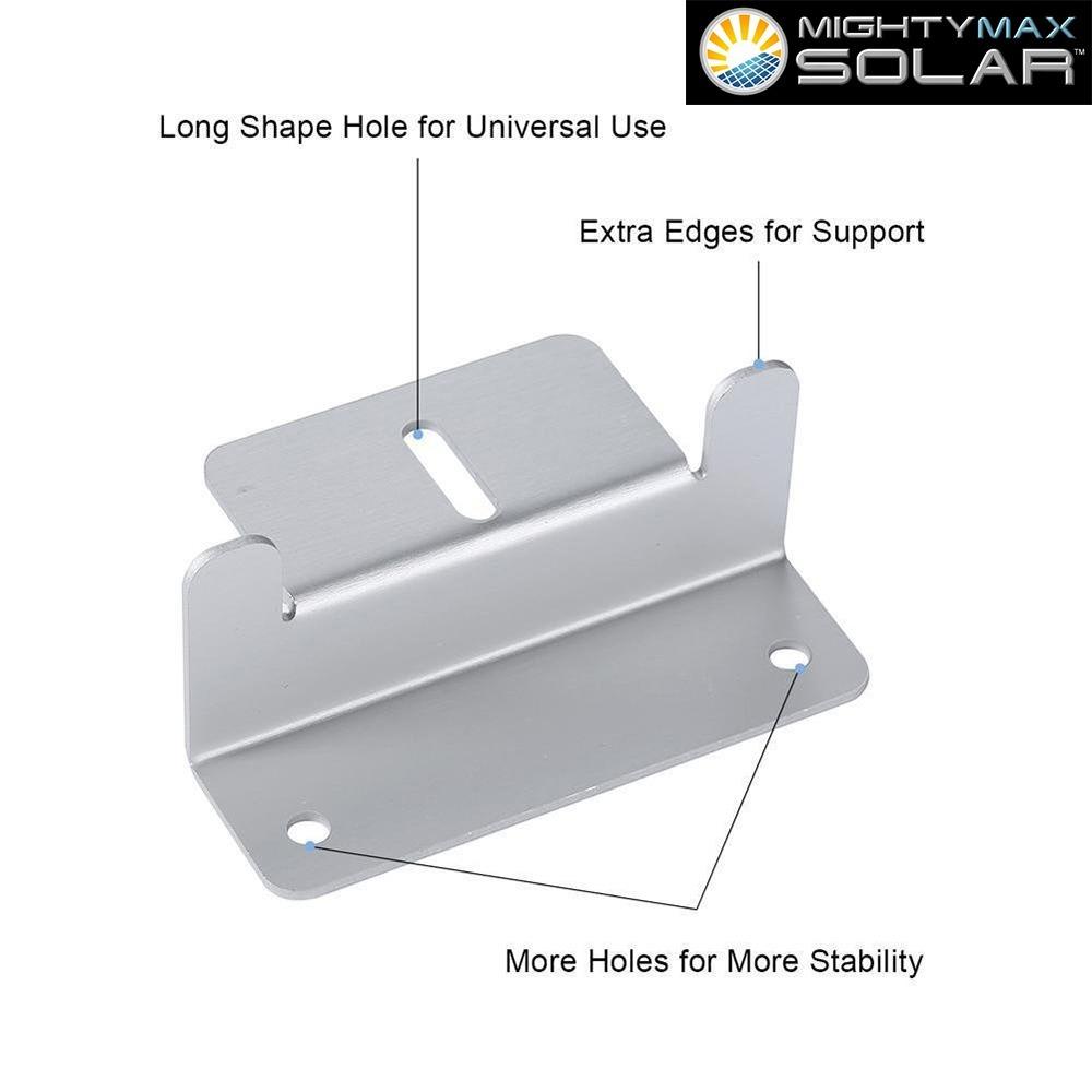 Solar Panel Z-Bracket - 2