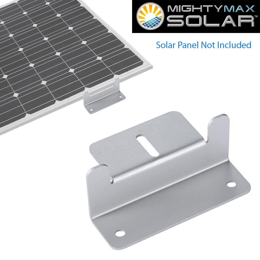 Solar Panel Z-Bracket - 4