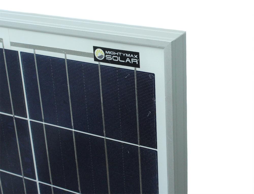 80 Watt Polycrystaline Solar Panel - 2