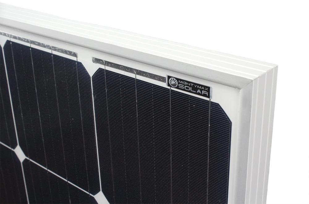 150 Watt Monocrystaline Solar Panel - 1