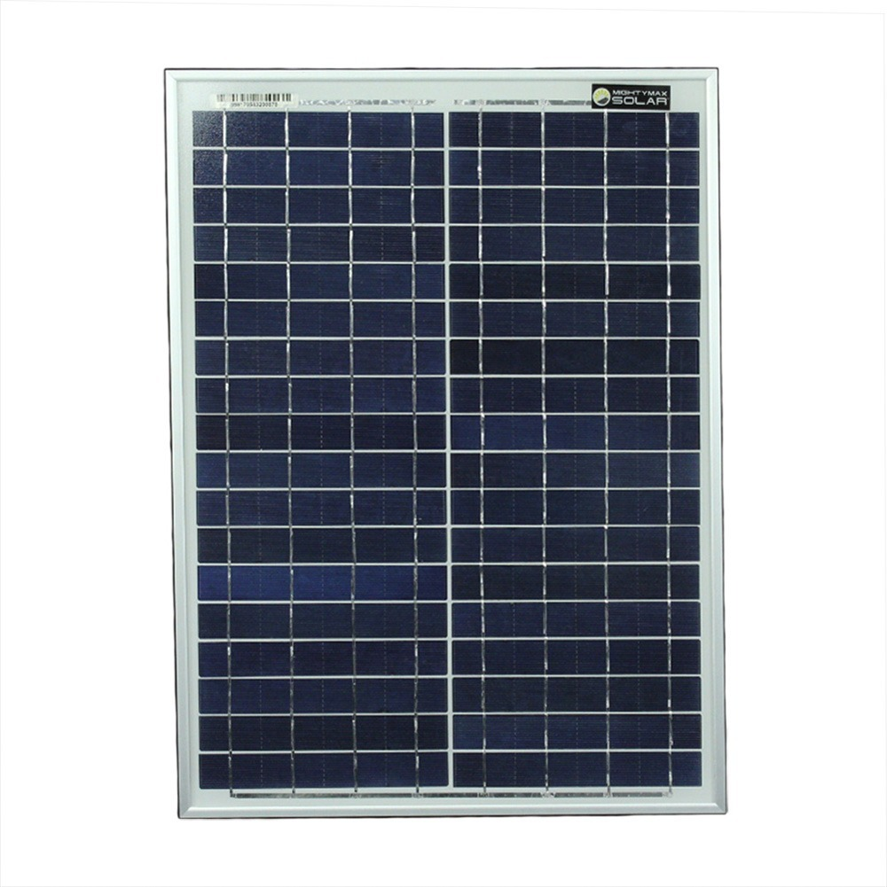 20 Watt Polycrystaline Solar Panel