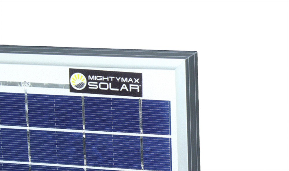 20 Watt Polycrystaline Solar Panel - 1