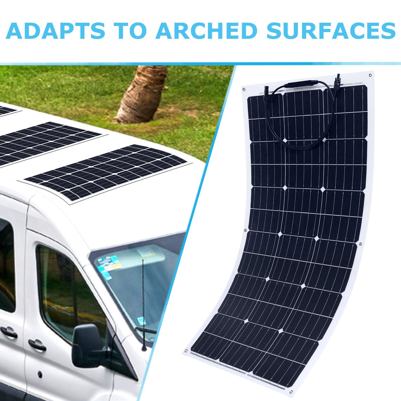 100 watt mono flex Solar Panel - 1