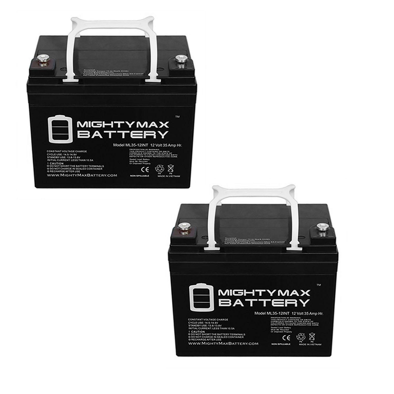 ML35-12 - 12V 35AH INT Battery - 2 Pack