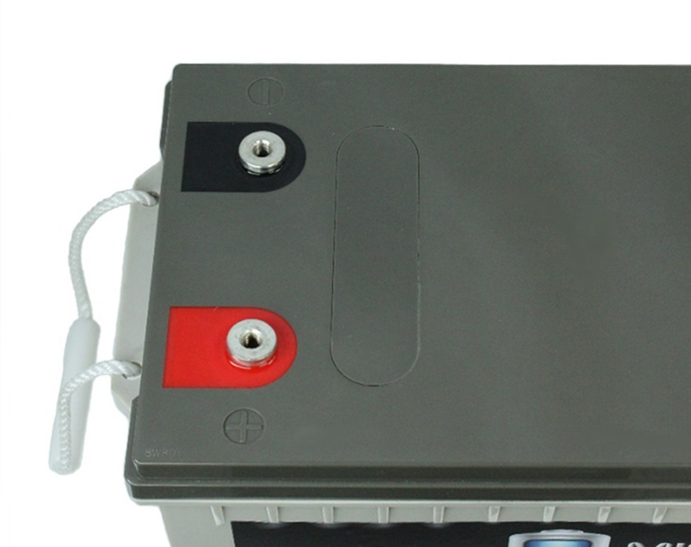 Sealed Lead-Acid - AGM-type, 12V, 200 Amps Internal Thread Battery - 2