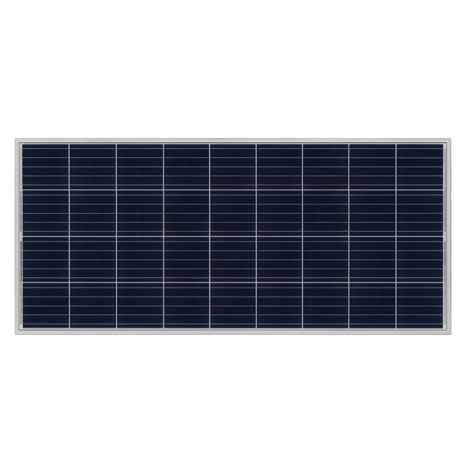 Mighty Max Solar 160 Watt 12V Off Grid Polycrystalline Solar Panel, Highly Efficient Solar Panels Power for Cabin, RV, Shed, Marine, Boat, Trailer, Roof Rack, Campers, Caravan, Battery Charging and Other Off Grid Applications